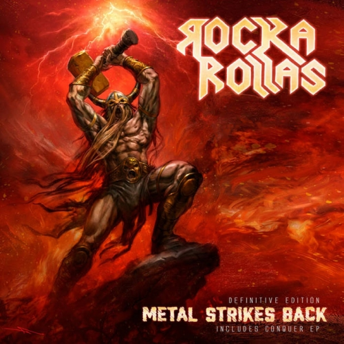 Rocka Rollas - Metal Strikes Back: Definite Edition (2020) + Hi-Res