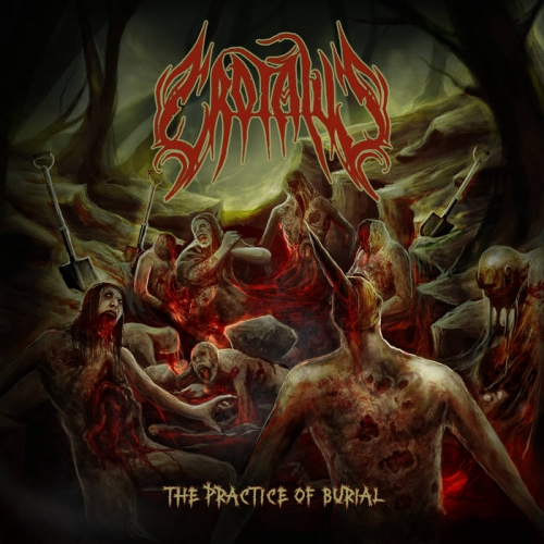 Crotalus - The Practice of Burial (EP) (2020)