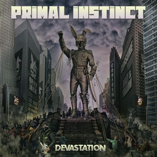 Primal Instinct - Devastation (2020)