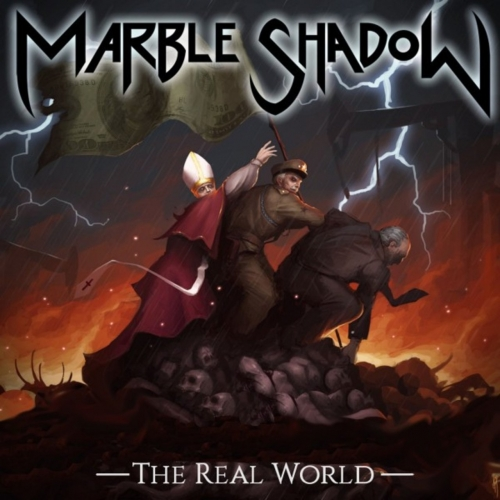 Marble Shadow - The Real World (2020)