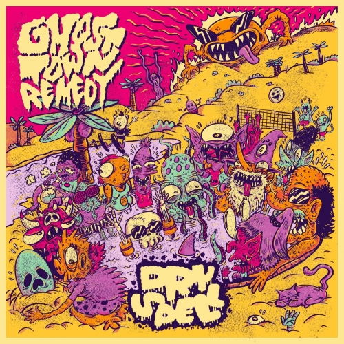 Ghost Town Remedy - Dry Spell (2020)