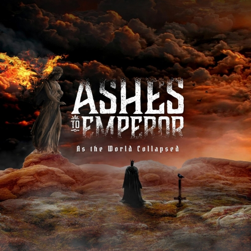 Ashes to Emperor - As the World Collapsed (2020)