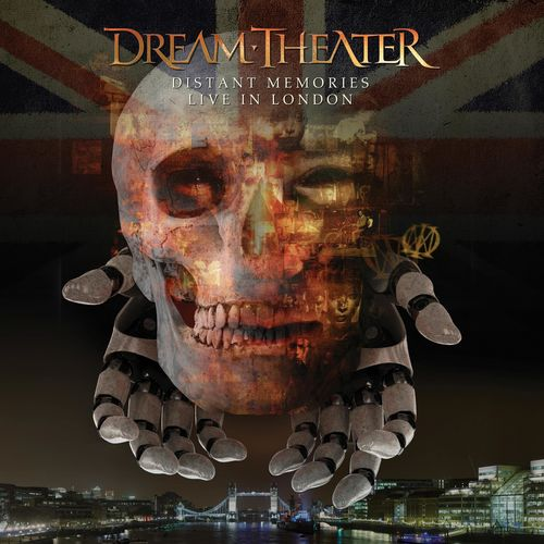Dream Theater - Distant Memories - Live in London (Bonus Track Edition) (2020) + Hi-Res