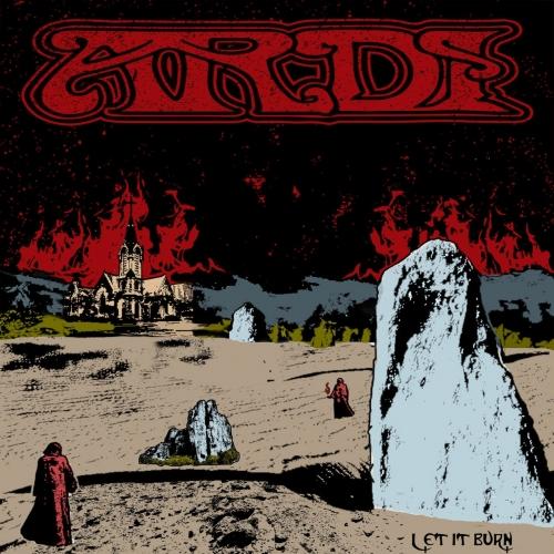 Ardi - Let It Burn (EP) (2020)