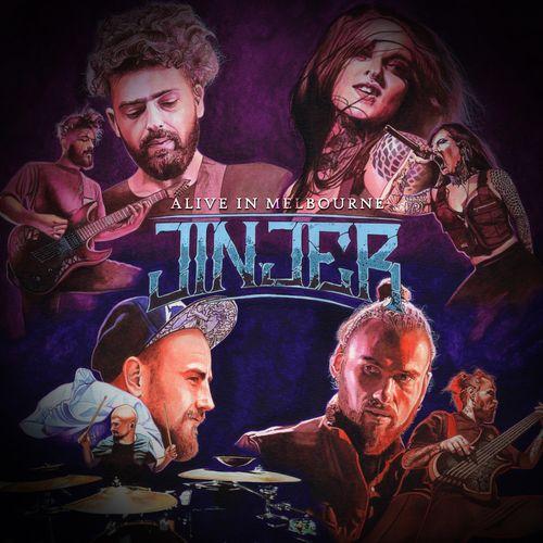 Jinjer - Alive in Melbourne (Live) (2020)