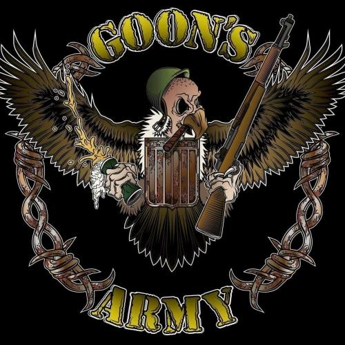 The Goon's Army - 86'd Battalion (2020)