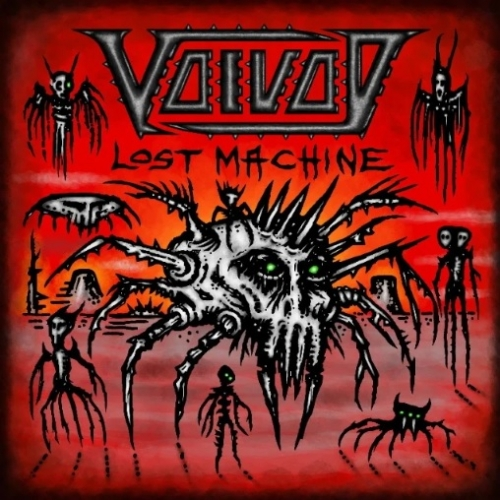 Voivod - Lost Machine - Live (2020) + Hi-Res