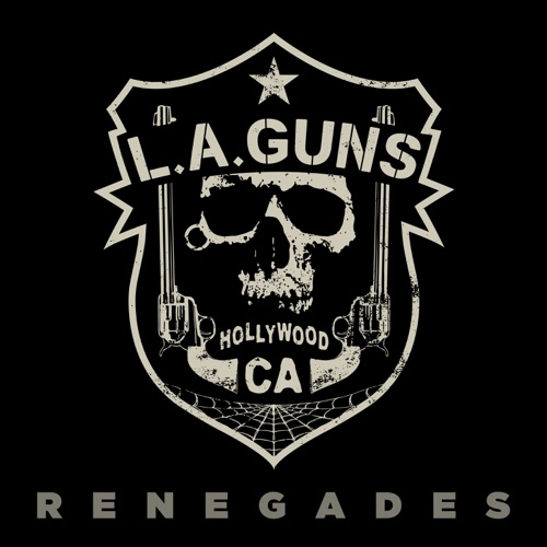 Steve Riley's L.A. Guns - Renegades (2020)
