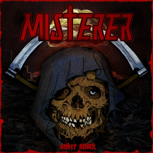 Misterer - Under Attack (2020) + Hi-Res
