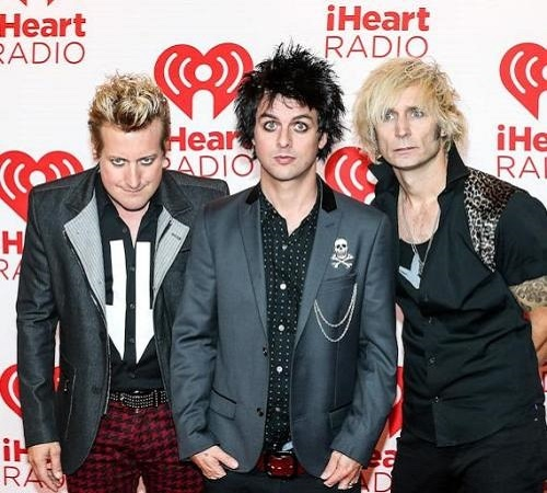 Green Day - Live at iHeartRadio Music Festival 2012