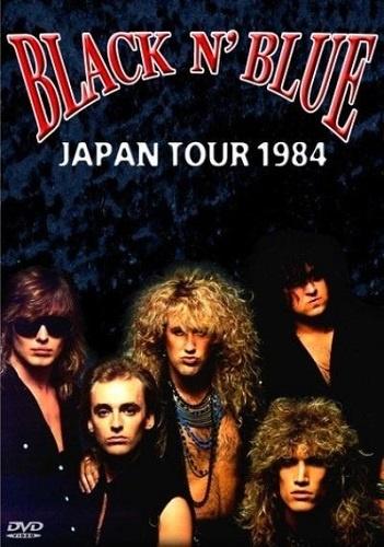 Black 'N Blue - Live In Tokyo 1984 (2005)