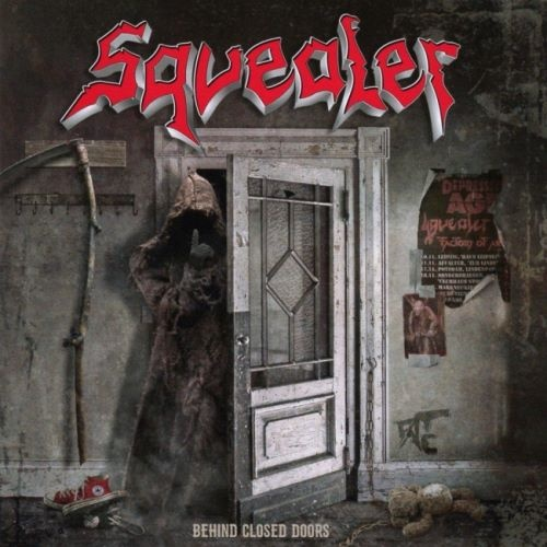 Squealer - Веhind Сlоsеd Dооrs (2018)