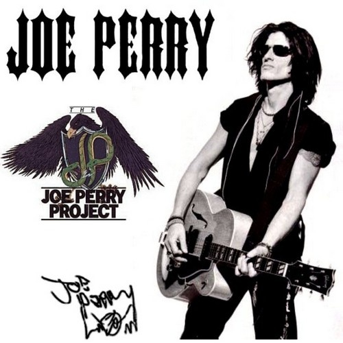 The Joe Perry Project - Discography (1980-1983)