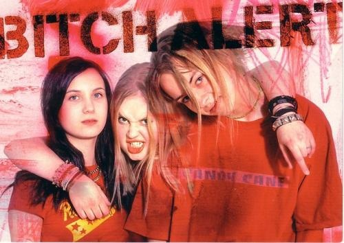 Bitch Alert - Discography (2001-2008)