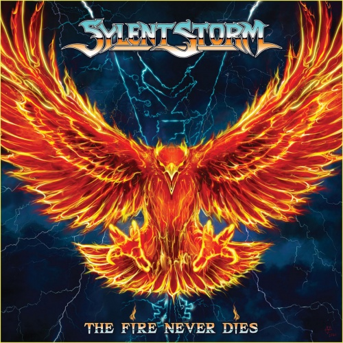 Sylent Storm - The Fire Never Dies (2020)