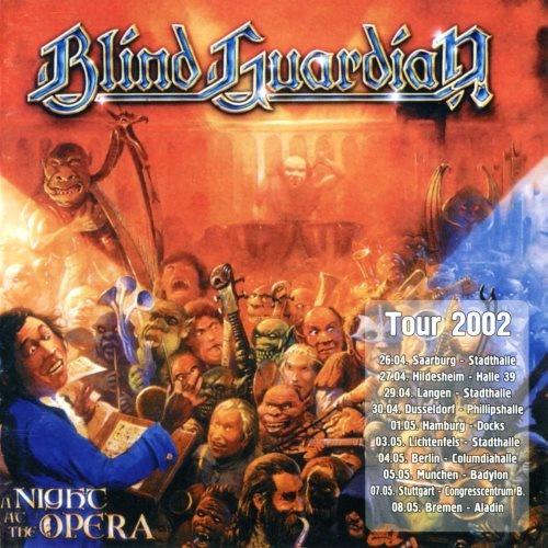 Blind Guardian - А Night Аt Тhе Ореrа (2002)