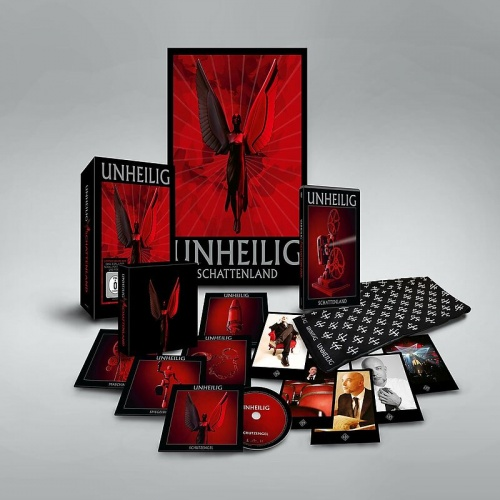 Unheilig - Schattenland (Limited Deluxe Box) (2020)