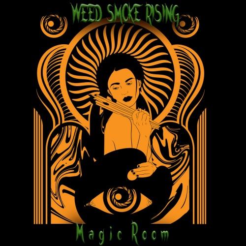 Weed Smoke Rising - Magic Room (2020)