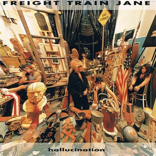 Freight Train Jane - Hallucination (1994)