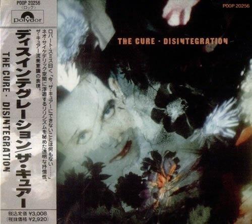 The Cure - Disnitеgrаtiоn [Jараnеsе Еditiоn] (1989)