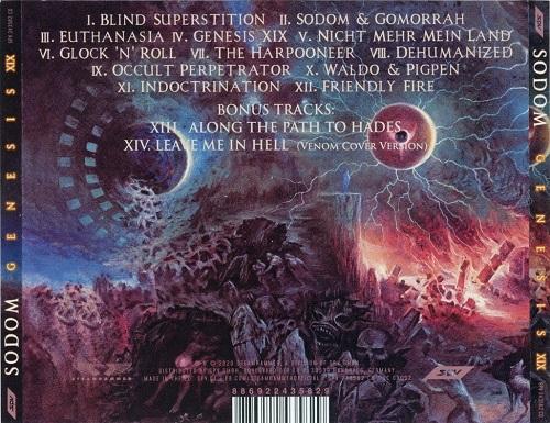 Sodom - Genesis XIX (2020) + Hi-Res
