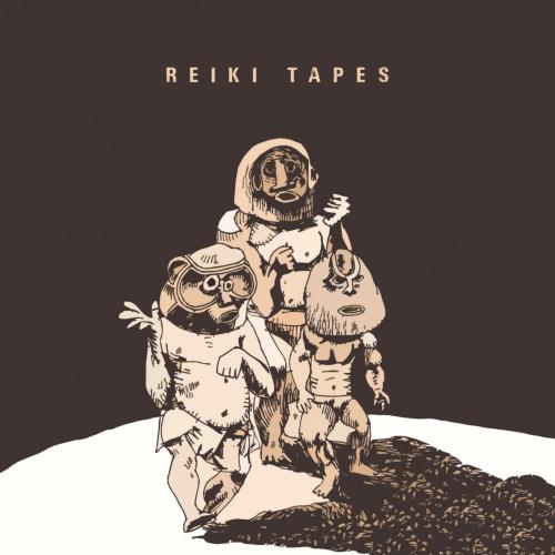 Reiki Tapes - Paranoid Teletubbies (2020)