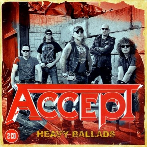 Accept - Неаvу Ваllаds [2СD] (bооtlеg) (2015)