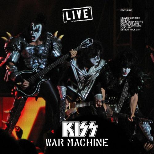 Kiss - Box Set Remaster Live (6 CD, 2020)