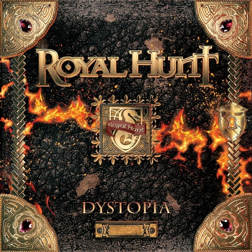 Royal Hunt - Dystopia (2020)