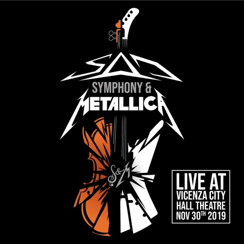Symphony and Metallica - Symphony and Metallica (Live at Vicenza City Hall Theatre) (2020)