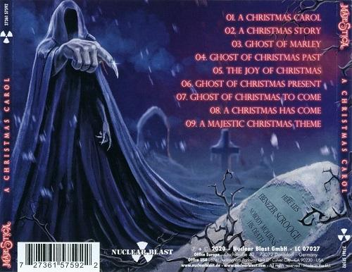 Majestica - A Christmas Carol (2020) + Hi-Res