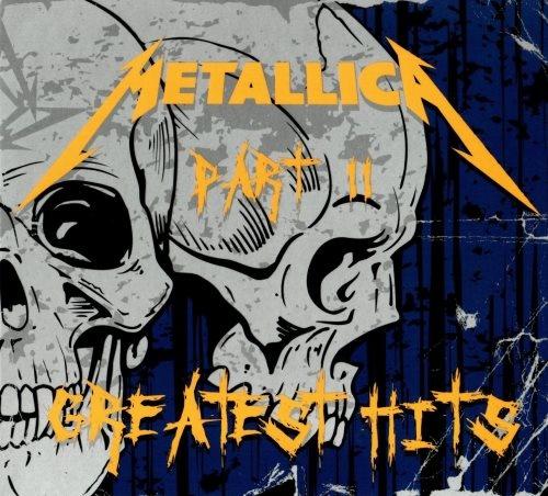 Metallica - Grеаtеst Нits (2СD) [Рt.II] (2008)