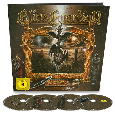 Blind Guardian - Imaginations from the Other Side (3 CD) (2020) + Hi-Res