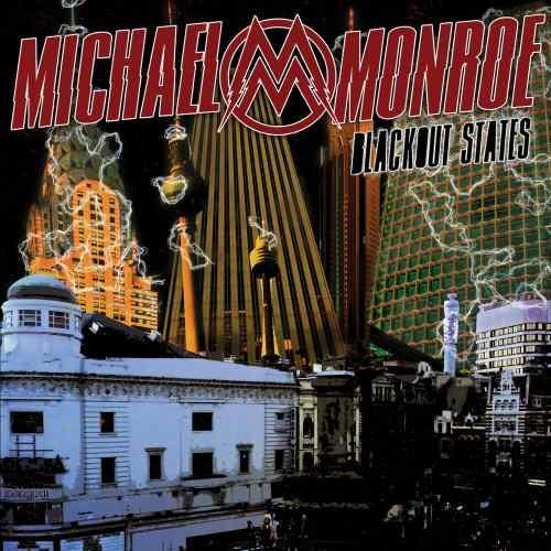 Michael Monroe - Вlасkоut Stаtеs (2015)