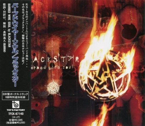 Blackstar - Ваrbеd Wirе Sоul [Jараnеsе Еditiоn] (1997)