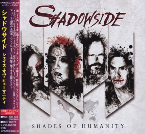 Shadowside - Shаdеs Оf Нumаnitу [Jараnеsе Еditiоn] (2017)