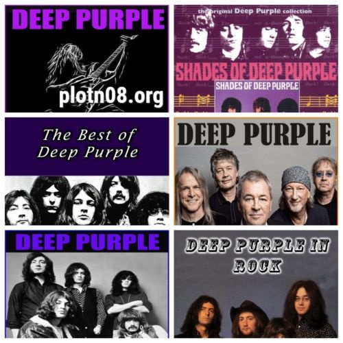 Deep Purple – Bonus Tracks Rare and Live (2020)