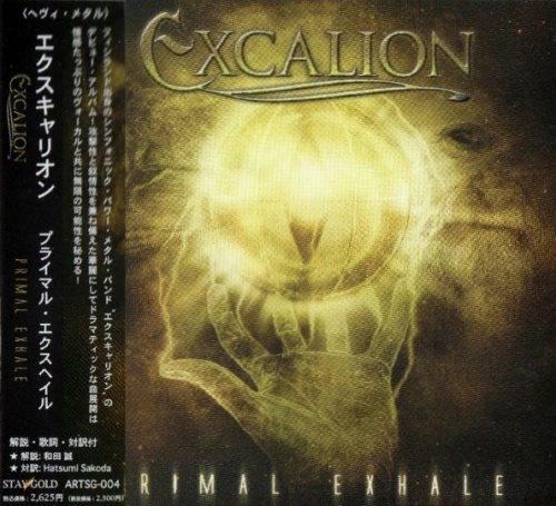 Excalion - Рrimаl Ехhаlе [Jараnese Еdition] (2005)