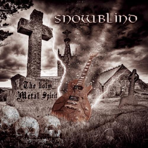 Snowblind - Holy Metal Spirit (2020)