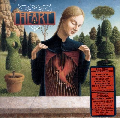 Heart - Grеаtеst Нits (1998)