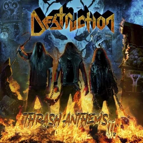 Destruction - Тhrаsh Аnthеms II (2017)