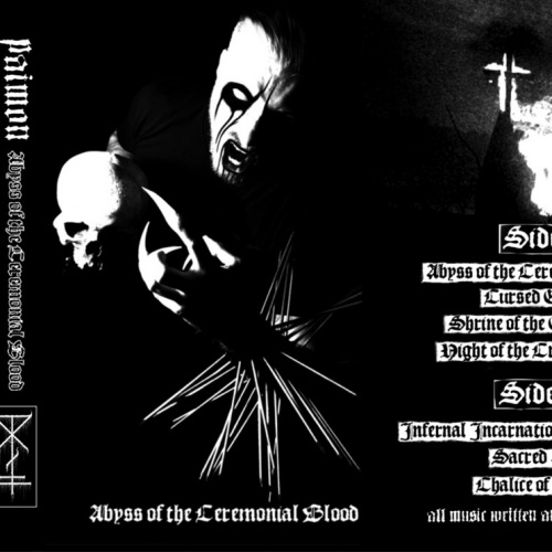 Paimon - Abyss Of The Ceremonial Blood (2020)