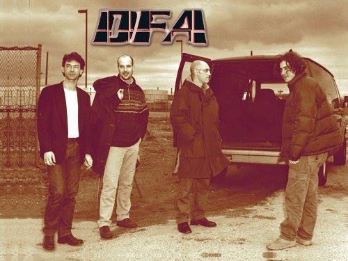 D.F.A. - Discography (1996-2001)