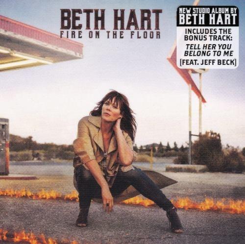 Beth Hart - Firе Оn Тhе Flооr [Limitеd Еditiоn] (2016) [2017]