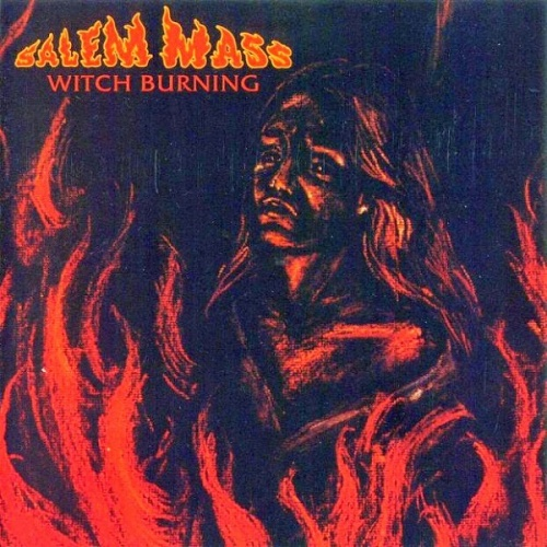 Salem Mass - Witch Burning (1971)