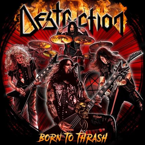 Destruction - Born to Thrash (2020)