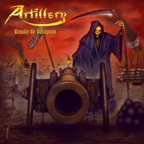 Artillery - Реnаltу Ву Реrсерtiоn [Limitеd Еditiоn] (2016)
