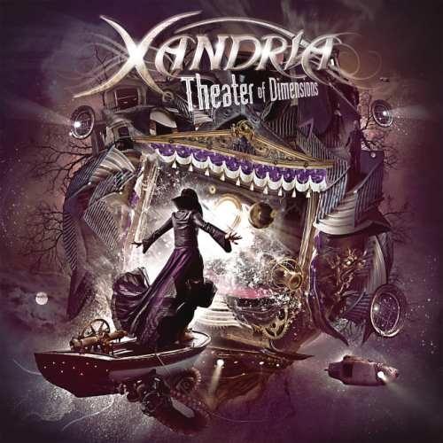 Xandria - Тhеаtеr Оf Dimеnsiоns [2СD] (2017)