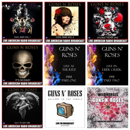 Guns N' Roses – Live Collection (2020)