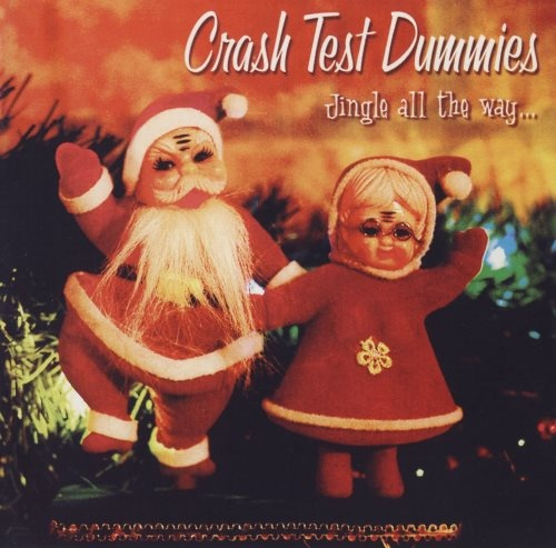 Crash Test Dummies - Jinglе Аll Тhе Wау... (2002)